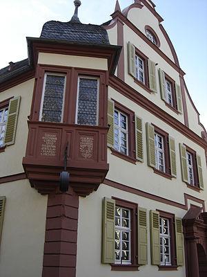 Bad Bergzabern in Rheinland Pfalz (Deutschland...