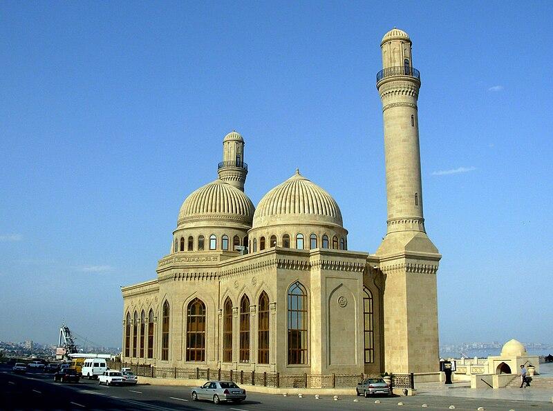 File:Bibi Heybat Mosque Baku 1.jpg