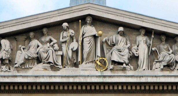 British Museum tympanum