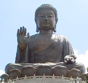 Buddha_Lantau