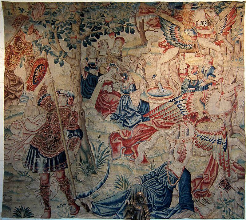Chaumont tapisserie