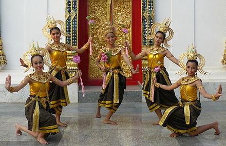 Cuisine Thailandaise Traditionnelle