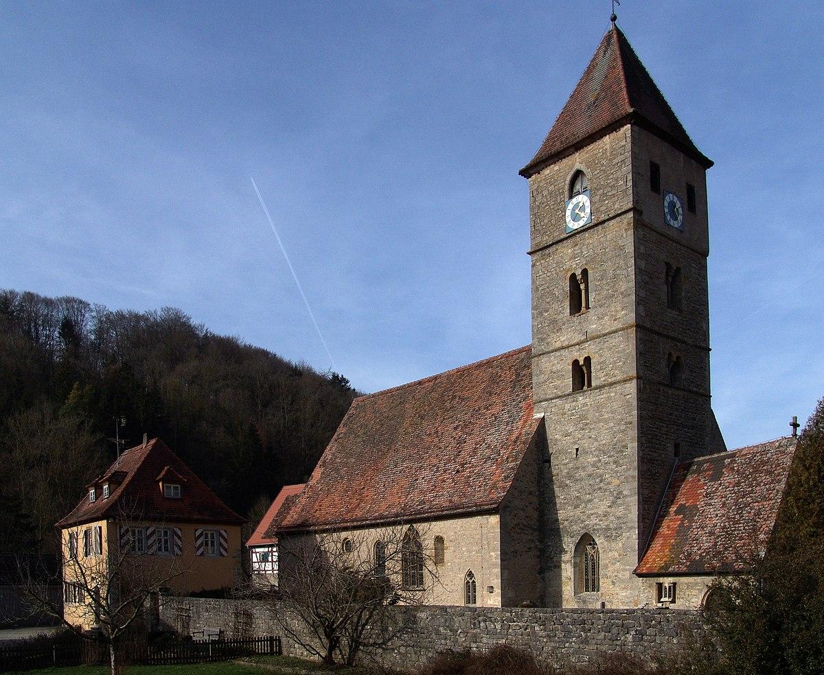 St Peter and St Pauls Church Detwang  Wikipedia