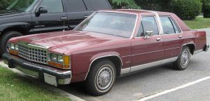 Ford LTD Crown Victoria  Wikipedia