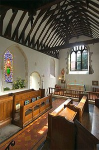 St Mary and St Peter's Church, Wilmington - Wikipedia