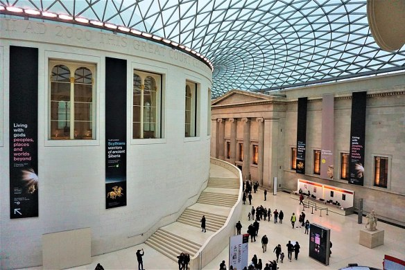 Great Court - British Museum - Joy of Museums