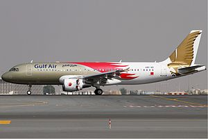 Gulf Air Airbus A320-200