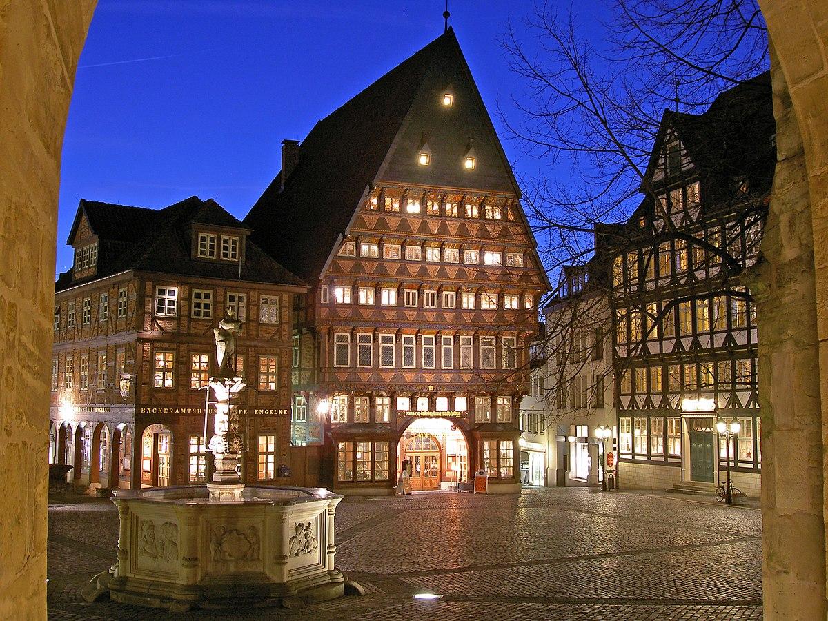 Knochenhaueramtshaus Hildesheim Wikipedia