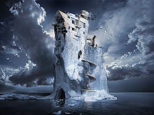Ice Age Premonition or Infinite Iceberg Synthe...