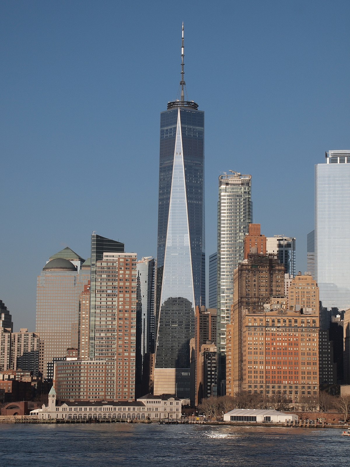 One World Trade Center  Wikipedia