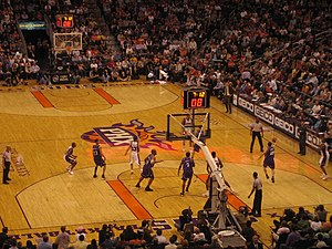 A home game against the Sacramento Kings in th...