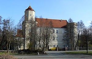 Schloss Spremberg Südseite