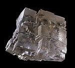 Kristal halit (makroskopis)