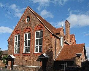 English: St Peter's Church Hall St Peter's Chu...