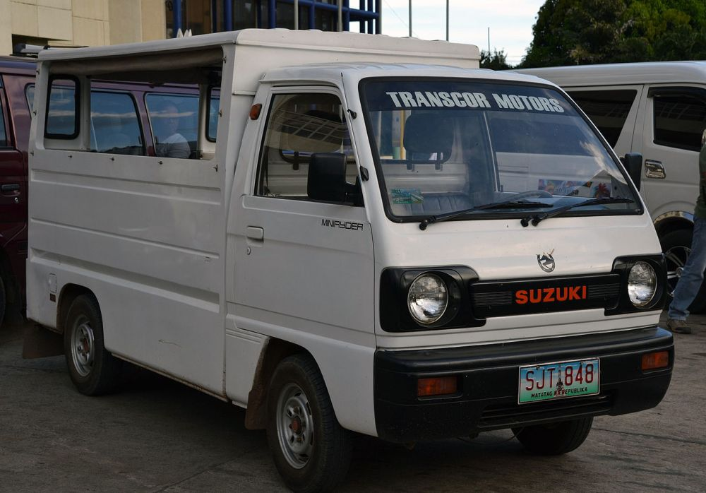 medium resolution of file suzuki carry miniryder multicab ph jpg wikimedia commons suzuki gs850 wiring diagram