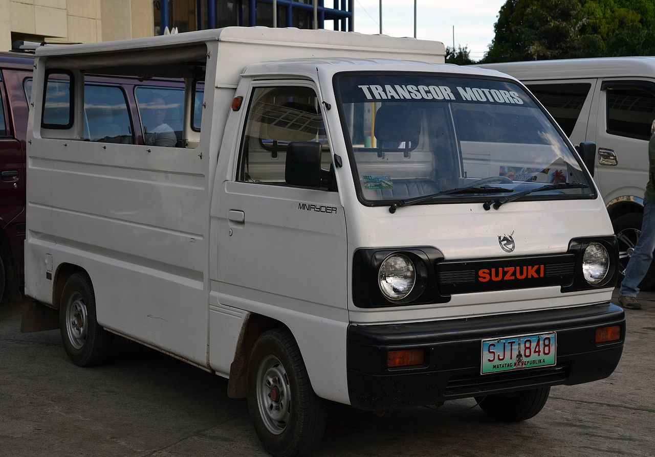 hight resolution of file suzuki carry miniryder multicab ph jpg wikimedia commons suzuki gs850 wiring diagram