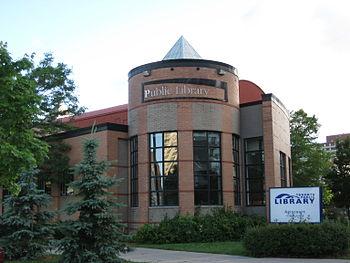 English: Agincourt - Toronto Public Library