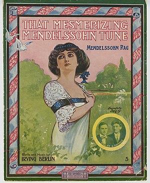 """That Mesmerizing Mendelssohn Tune"" ..."