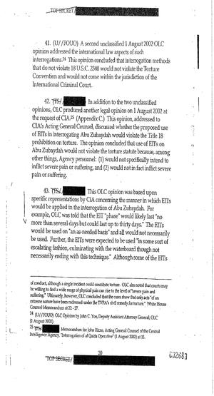 From ACLU FOIA documents at (American Civil Li...