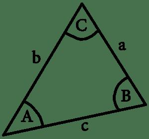 Guide to Game Development/Theory/Mathematics/Trigonometry