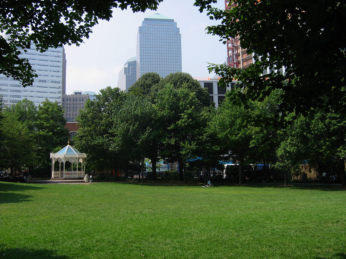 Washington Market Park Wikipedia