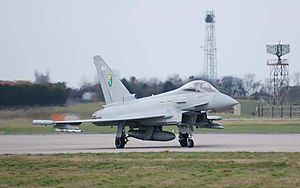 English: Typhoon, RAF Coningsby