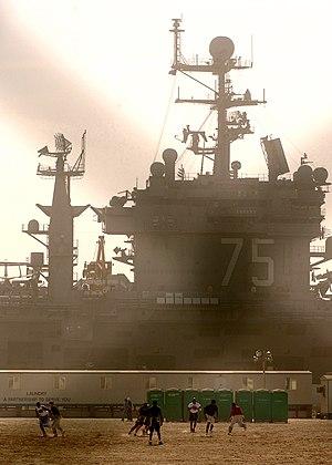 US Navy 050104-N-2984R-003 Crew members, assig...
