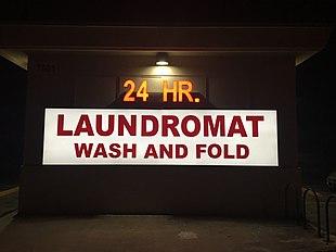 Self Service Laundry Wikipedia