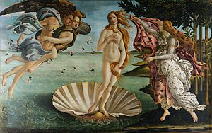 w:Botticelli's The Birth of Venus