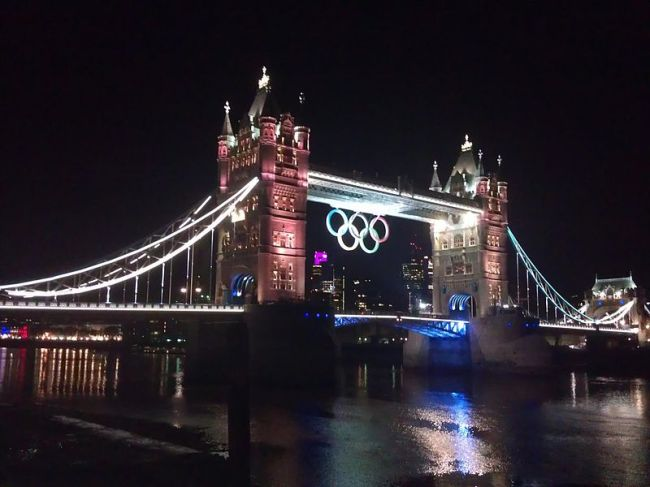 London, Tower Bridge, United Kingdom,olympics
