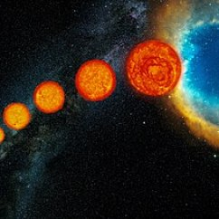 Diagram Of A Low Mass Star Life Cycle Wiring Cat5 Stellar Evolution Wikipedia Artist S Depiction The Sun Like Starting As Main Sequence At Lower Left Then Expanding Through Subgiant And Giant Phases