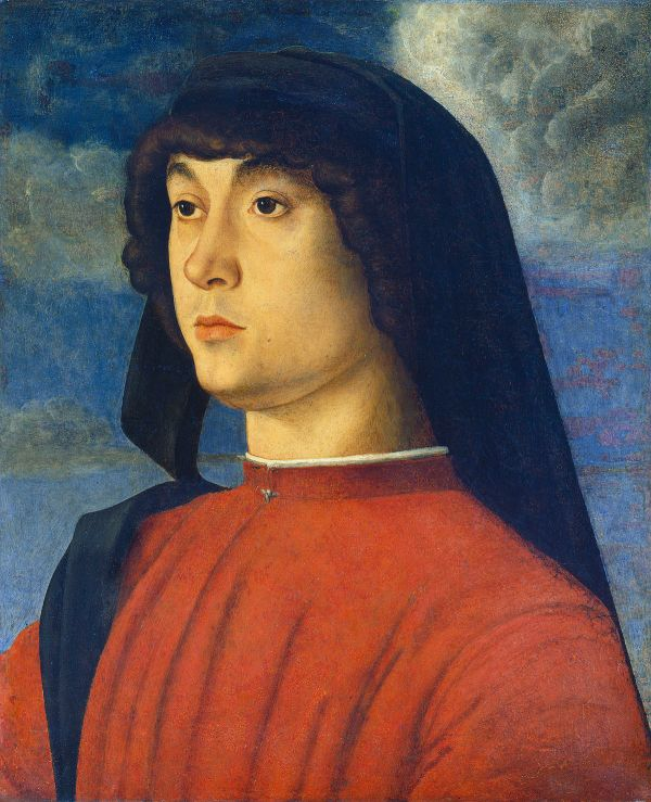 Giovanni Bellini Portrait of a Young Man