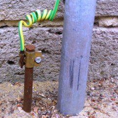 2 Wire Inter System Wiring Diagram For Round 4 Pin Trailer Plug Topraklama - Vikipedi