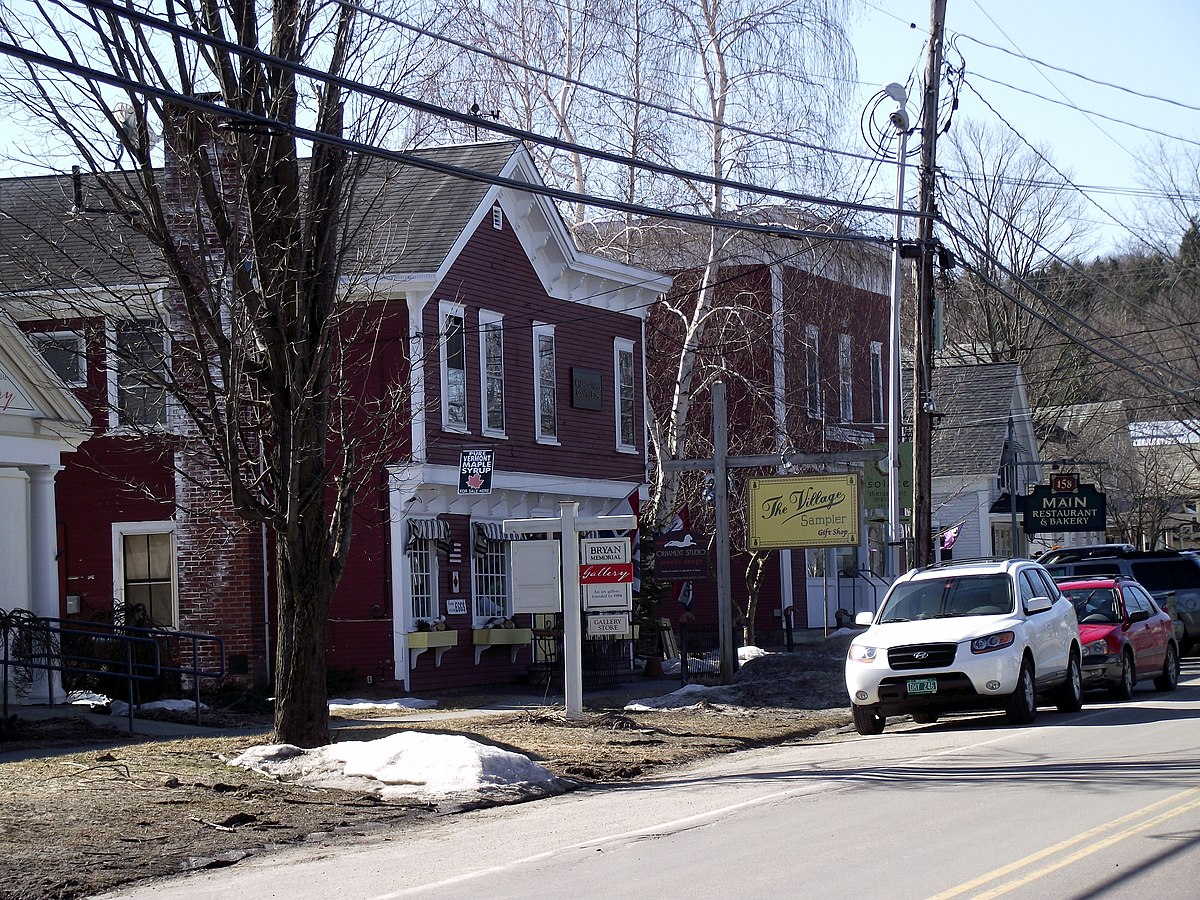 Jeffersonville Vermont  Travel guide at Wikivoyage