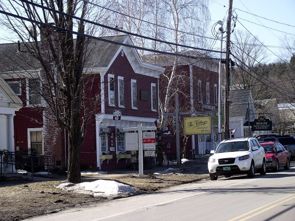 Jeffersonville Vermont Travel Guide Wikivoyage