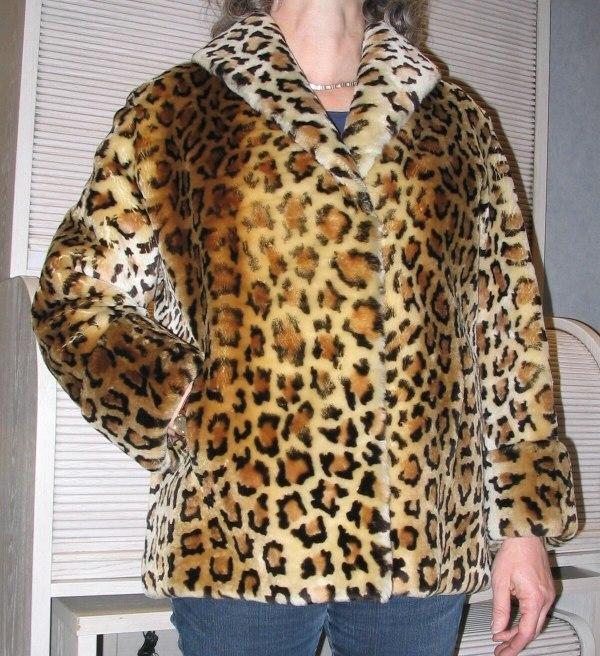 Real Animal Print Clothing
