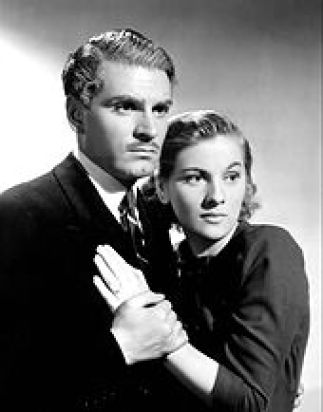 Image result for joan fontaine in rebecca