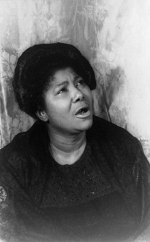 Mahalia Jackson Deutsch: Mahalia Jackson, 1962