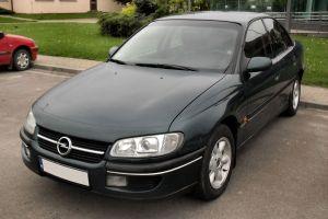 Opel Omega B – Wikipedia