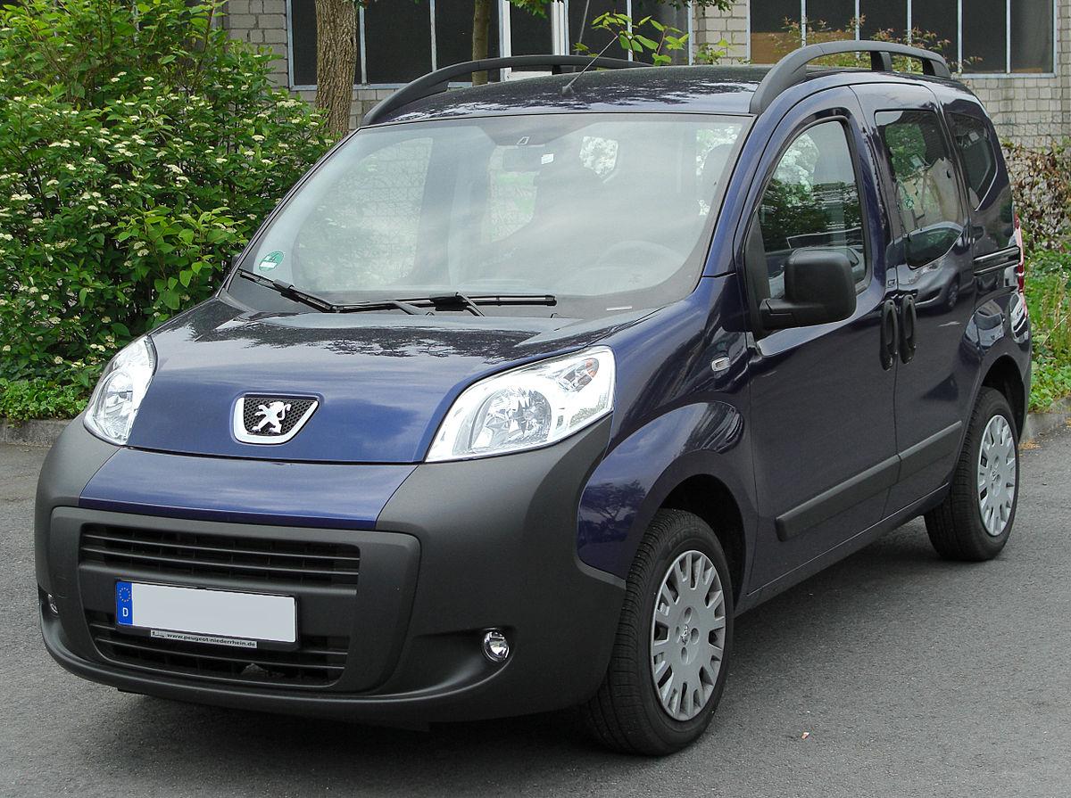 Peugeot Bipper Wikipedia