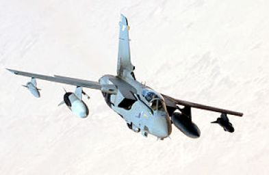 English: An Royal Air Force Panavia Tornado GR...