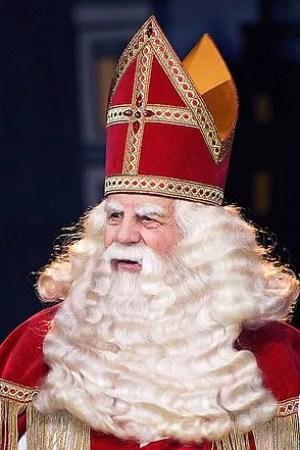 Nederlands: Sinterklaas tijdens het Het Feest ...