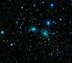 कोमा आकाशगंगा समूह