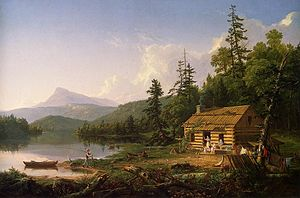 English: Thomas Cole's art