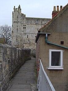 York city walls  Wikipedia