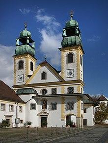 Wallfahrtskirche Mariahilf Passau  Wikipedia