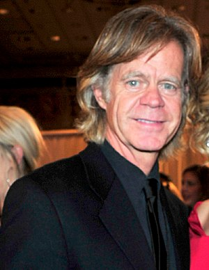Actor William H. Macy, 2010