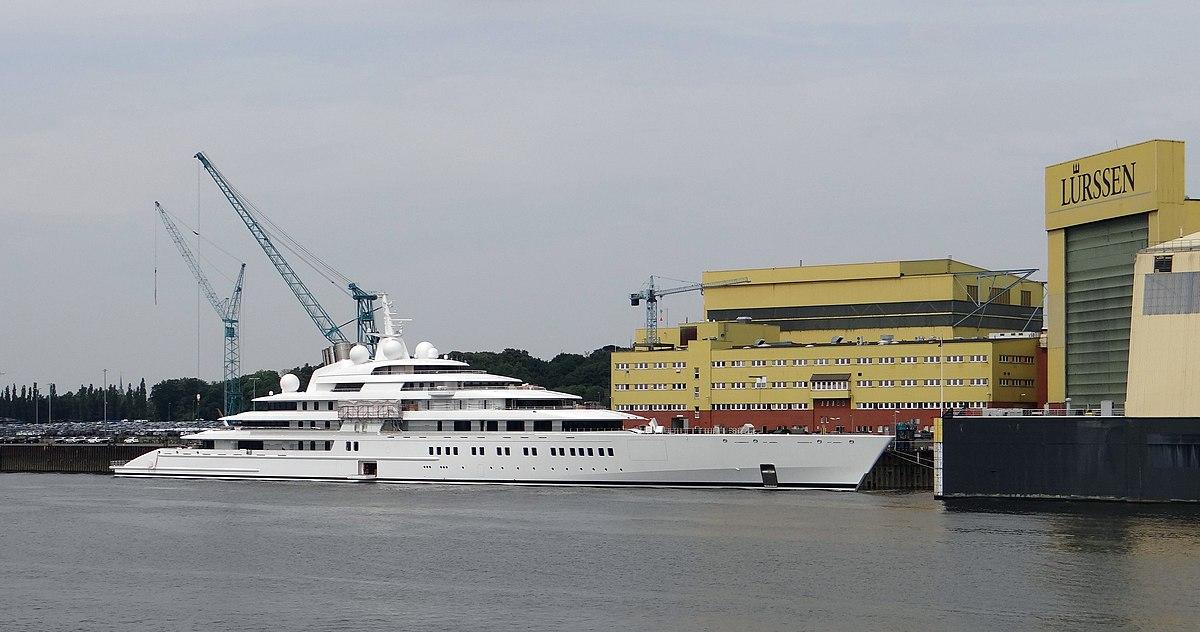 Azzam Yacht Wikipedia