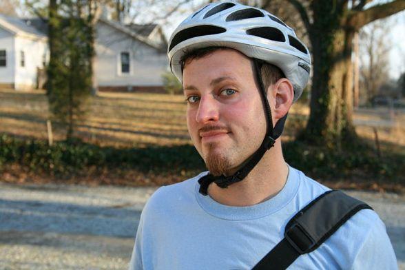 File:2009-03-07 Man with bicycle helmet.jpg