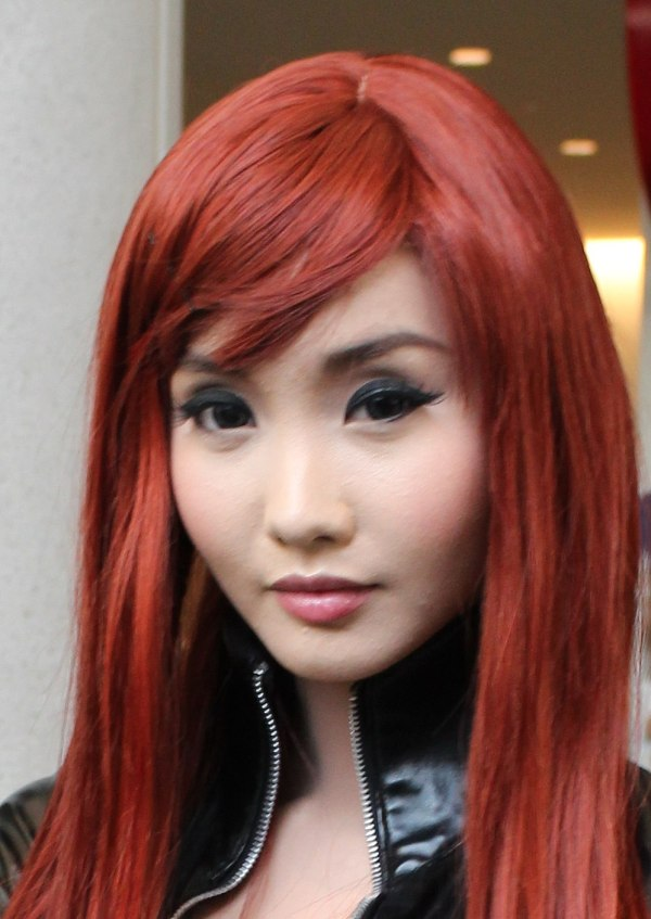 20 Alodia Gosiengfiao Cosplay W Pictures And Ideas On Meta Networks